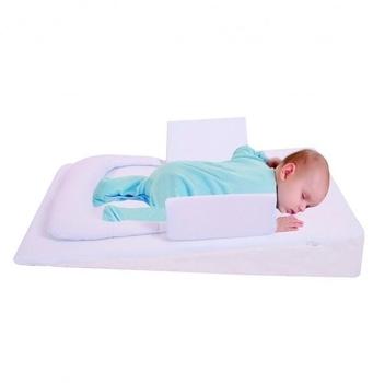 sevi bebe Многофункциональный матрасик для новорожденных Sevi bebe с грелкой, белый (9021)