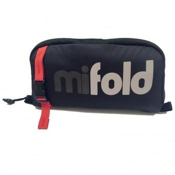 Купить Аксессуары для автокресел, Чехол для автокресла-бустера Mifold Designer Gift Bag Slate Grey, темно-серый (MF02-BG/GRY)