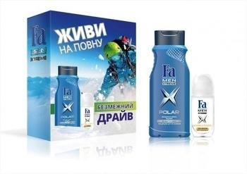 fa Подарочный набор Fa Men Xtreme, Polar (2275900)