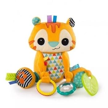 Купить Погремушки и прорезыватели, Развивающая игрушка Bright Starts Бесконечное развлечение Тигренок (8814)