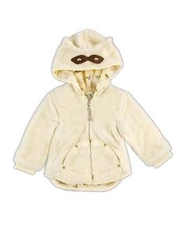 smil Куртка Smil Любимым малышам, микроплюш, р.80, кремовый (116178)