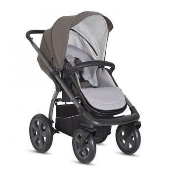 Купить Детские коляски, Прогулочная коляска X-Lander X-Pulse Evening Grey (25874), Польша, Коричневый
