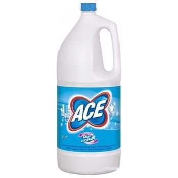 ace Отбеливатель жидкий ACE Regular, 2 л 2702374