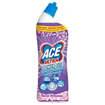 ace Гель отбеливатель ACE Ultra Power Gel Floral Perfume, 750 мл 2702455