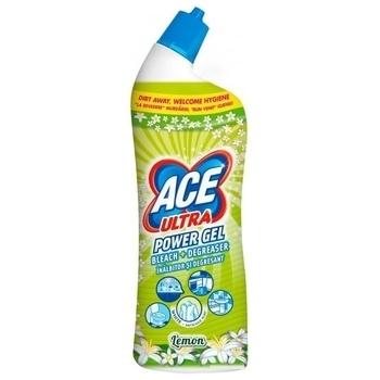 ace Гель отбеливатель ACE Ultra Power Gel Lемоn, 750 мл 2702456