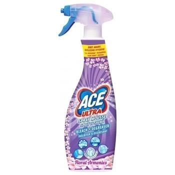 ace Cпрей-отбеливатель ACE Ultra Spray CU Spuma Floral, 700 мл 2702453
