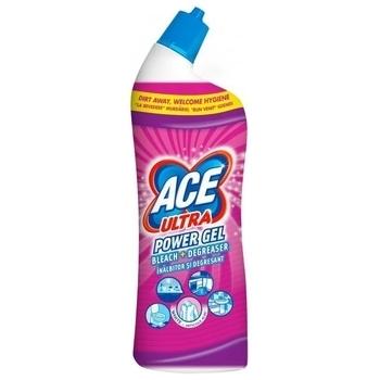 ace Гель отбеливатель ACE Ultra Power Gel Fresh, 750 мл 2702454