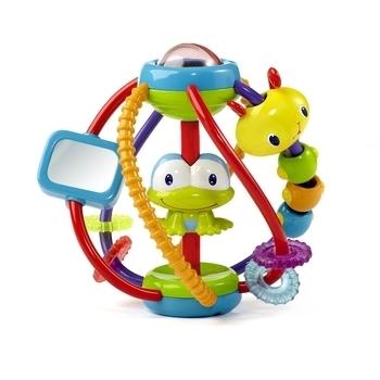 Купить со скидкой Развивающая игрушка Bright Starts Карусель (9051)