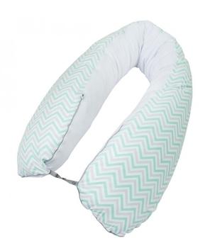 jolly mummy Подушка для беременных Jolly Mummy Caramel Zigzag (PD002)