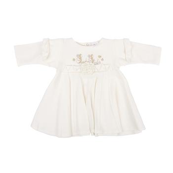 royal infant Платье Royal Infant Сладкий стиль, интерлок, р.62, молочный (1182)