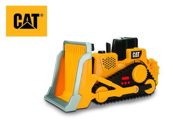 Купить Игрушечный транспорт, Бульдозер CAT, 23 см