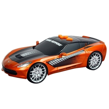 Купить Игрушечный транспорт, Машина Road Rippers Шальные колеса Chevy Corvette C7, 28 см (33300)