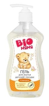 bio няня Гель для мытья детской посуды BIO Няня Ромашка, 500 мл