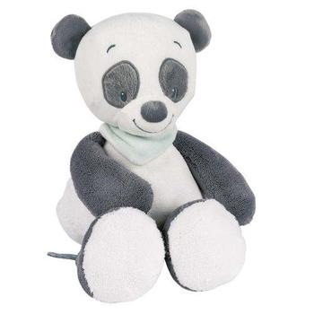 Купить Мягкие игрушки, Мягкая игрушка Nattou Пандочка Лулу, 24 см (963015)