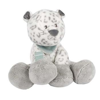 Купить Мягкие игрушки, Мягкая игрушка Nattou Леопард Лея, 24 см (963008)