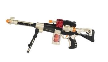 Купить Сюжетно-ролевые наборы. Профессии, Винтовка снайперская Same Toy Sharp Shooter (DF-14218BUt)