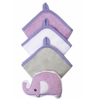 Набор рукавиц BabyOno Frotte, 3 шт., фиолетовый (149)