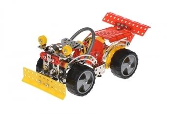Купить Конструкторы и трансформеры, Конструктор Same Toy Inteligent DIY Model Гоночная машина, 229 деталей (WC98BUt)