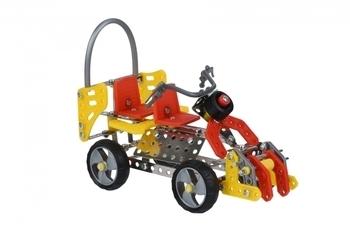 Купить Конструкторы и трансформеры, Конструктор Same Toy Inteligent DIY Model Двухместная машина, 175 деталей (WC98DUt)