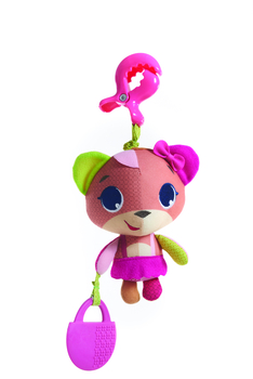 Купить со скидкой Игрушка-подвеска Tiny Love Малышка медвежонок Изи (1115500458)