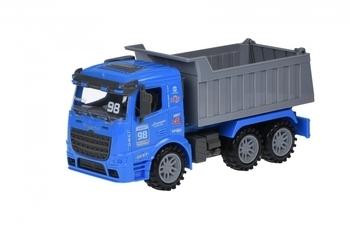 Купить Игрушечный транспорт, Машинка Same Toy Truck Самосвал, синий (98-614Ut-2)