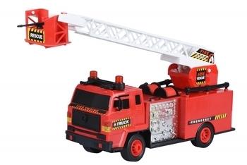 Купить Игрушечный транспорт, Пожарная машина Same Toy Fire Engine (R827-2Ut)