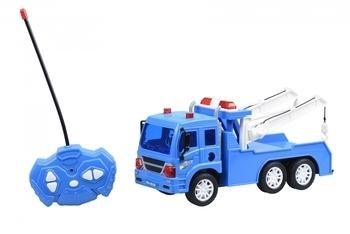 Купить Игрушечный транспорт, Машинка на радиоуправлении Same Toy City Эвакуатор (F1631Ut)