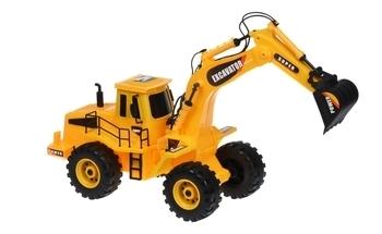 Купить Игрушечный транспорт, Трактор Same Toy Mod-Builder (R6015-1Ut)