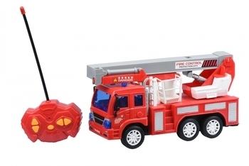 Купить Игрушечный транспорт, Машинка на радиоуправлении Same Toy City Пожарная машина (F1620Ut)