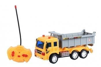 Купить Игрушечный транспорт, Машинка на радиоуправлении Same Toy City Самосвал (F1603Ut)