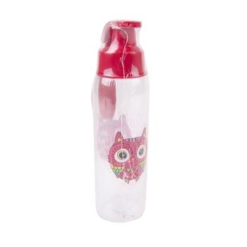 Бутылочка для спорта Herevin Owl Сова, красный, 0,5 л (161415-150 ... 415a1ca887e