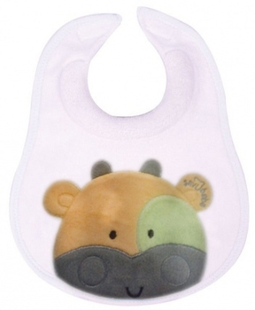 Купить Слюнявчики и нагрудники, Слюнявчик Sevi bebe Медвежонок (50)
