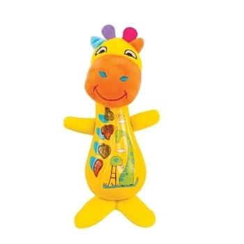 Купить со скидкой Музыкальная игрушка Happy Snail Спот (17HS03MSP)