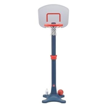 Купить Игры на свежем воздухе и спорт, Набор для игры в баскетбол Step 2 Shooting Hoops Pro (735700)