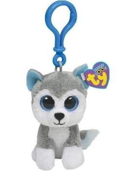 Купить Мягкие игрушки, Мягкая игрушка TY Beanie Boo's Хаски Slush, 12 см (36503)