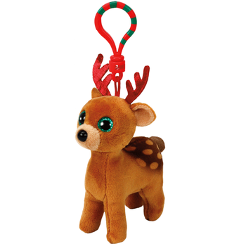 Купить Мягкие игрушки, Мягкая игрушка TY Beanie Boo's Олененок Tinsel, 12 см (37253)