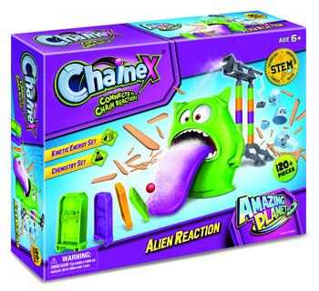 Купить со скидкой Набор научно-игровой Amazing Toys Alien Reaction (31301)