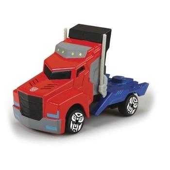 Машинка металлическая Dickie Toys Трансформер Оптимус Парйм (3111000)