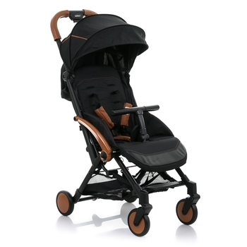 Купить Детские коляски, Прогулочная коляска Babyhit Amber Plus Black, черный (30 163), Китай, Черный
