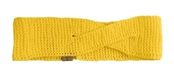Повязка на голову Anmerino Cover, р.54-56, желтый (COVER -347_2)