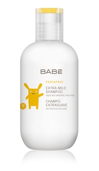 Купить со скидкой Детский шампунь Babe Laboratorios Pediatric Экстрамягкий, 200 мл