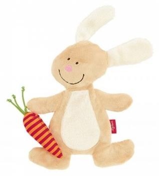 Купить Игрушки для сна, Мягкая игрушка Sigikid Кролик, 18 см (40675SK)
