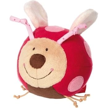 Купить Мягкие игрушки, Мягкая игрушка Sigikid Божья коровка, 11, 5 см (41886SK)