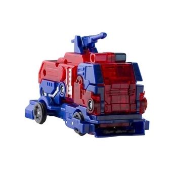 Машинка-трансформер Screechers Wild L2 Пирозавр (EU683127)