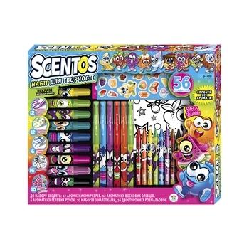 Ароматный набор для творчества Scentos Ароматное ассорти (42136) - Pampik 83662871269