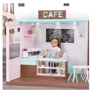 Купить Фигурки, куклы и игрушки-антистресс, Игровой набор Lori Кафе (LO37037Z)