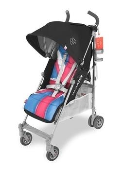 Купить Детские коляски, Прогулочная коляска Maclaren Quest Style Set Black, черный (WD1G610012), Китай, Черный