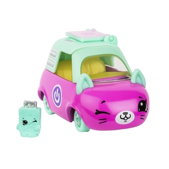 Купить Игрушечный транспорт, Мини-машинка Cutie Cars Shopkins S3 Ноут-врум (57113)