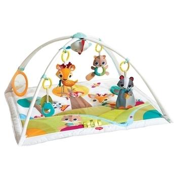 Купить со скидкой Развивающий коврик Tiny Love Лесные друзья, с дугами, 86х78 см (1205106830)