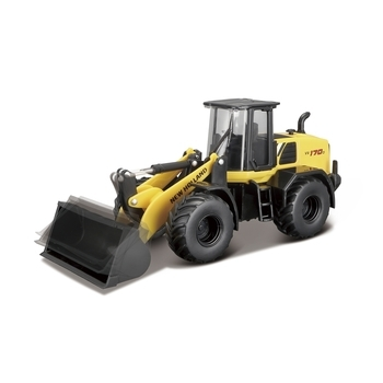 Экскаватор Bburago Construction New Holland W170D (18-32083)